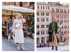 Upgrade Gaya Hijab Fahionmu dengan Inspirasi Look dari Heba Jay