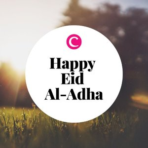 Wish you a happy Eid Al-Adha, Clozetters ❤️.#ClozetteID