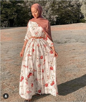 Printed floral maxi dresses in summer vibes | | Just Trendy Girls