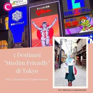 Saat ini di Tokyo sudah banyak destinasi yang menyediakan makanan halal serta hotel dengan fasilitas untuk beribadah, lho. Seperti beberapa tempat berikut. Swipe, swipe! . #ClozetteID #ClozetteIDCoolJapan #travel #halaltravel #halaltokyo