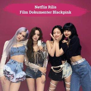 "Blackpink in your area!💗 Sebentar lagi kamu dapat menyaksikan perjalanan lengkap Lisa, Jisoo, Jennie, dan Rose melalui film dokumenter yang rilis di Netflix tanggal 14 Oktober 2020 mendatang. Film dokumenter berjudul ""BLACKPINK: Light Up the Sky"" ini akan menceritakan kisah semua personel Blackpink sejak masa trainee sampai kini mereka dinobatkan sebagai salah satu girlband paling populer di dunia, termasuk  kehidupan mereka berempat di asrama dan di belakang panggung.Tak hanya itu, bersamaan dengan penayangan film ini, kamu juga dapat menjadikan foto keempat personel Blackpink menjadi foto icon profil Netflix-mu. So, how you like that?✨📷 @blackpinkofficial @netflixid#ClozetteID #blackpink #netflix"