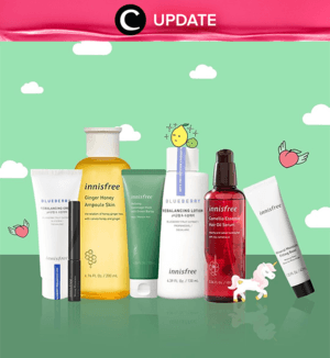 Running out of your go-to skincare? No worries, Althea Indonesia is coming to rescue your pretty face with great deals in their official webstore. For more info, go to the Premium section and check out the discount tab. Lihat info lengkapnya pada bagian Premium Section aplikasi Clozette. Bagi yang belum memiliki Clozette App, kamu bisa download di sini https://go.onelink.me/app/clozetteupdates. Jangan lewatkan info seputar acara dan promo dari brand/store lainnya di Updates section.