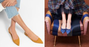These 20 Cute Flats Are So Comfortable, You Can Walk in Them All Day, Every Day