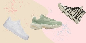 Where to Find Sneakers That Are Comfy and Stylish