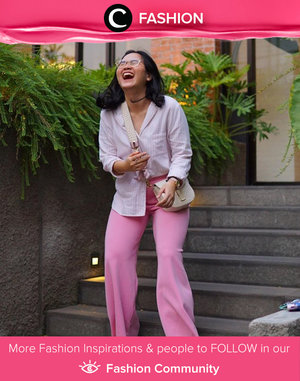 Exactly our expression when it's finally weekend! Image shared by Clozetter @jennitanuwijaya. Simak Fashion Update ala clozetters lainnya hari ini di Fashion Community. Yuk, share outfit favorit kamu bersama Clozette.