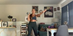 I Tried the All/Out Studio App for a Week, and It Changed the Way I View Home Workouts