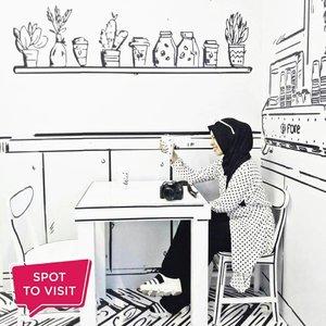 #SpotToVisit This WeekendDream Factory @tenblocksmuseum, @grandindo Sky Bridge Lantai 5, Jakarta.Yuk tag teman yang mau kamu ajak ke sini..📷 @candiniesta @nikeamaliavista#ClozetteID #tenblocksmuseum