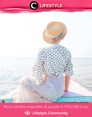 We all need vitamin C and also vitamin sea! Image shared by Clozette Ambassador @rimasuwarjono. Simak Lifestyle Update ala clozetters lainnya hari ini di Lifestyle Community. Yuk, share momen favoritmu bersama Clozette.