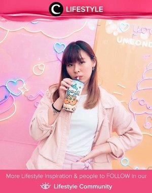 Apa boba favoritmu? Kalau Clozette Ambassador @japobs memilih Kokumi karena rasa susunya yang enak! Simak Lifestyle Updates ala clozetters lainnya hari ini di Lifestyle Community. Yuk, share juga momen favoritmu.