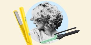 The Easiest Way to Curl Your Hair With Any Heat Tool