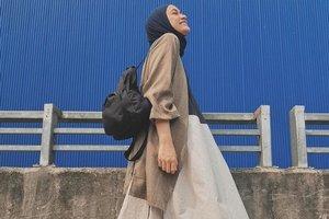 Cara Keren Mix N Match OOTD Khusus Hijab, Plus Ada Contekannya!