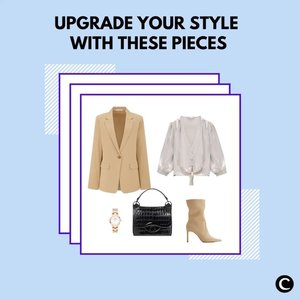 Bosan sama isi lemari kamu? Sudah out of date atau merasa unstylish? Coba upgrade style dan isi lemari kamu, yuk! Tambahkan 5 items fashion berikut untuk refresh dan upgrade look kamu biar makin stylish. Simak videonya, ya!#ClozetteID #ClozetteIDVideo #ClozettexCoolJapan #ClozetteIDCoolJapan