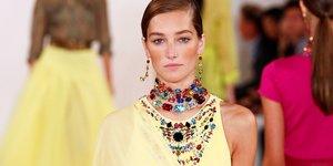 A Splash of Rainbow Jewelry Is the Best Way to Brighten Up Any Outfit