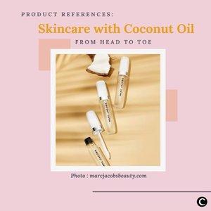 Coconut oil terkenal sangat bermanfaat bagi kesehatan dan kecantikan kulit. Dapat melembabkan kulit, membuat rambut berkilau, sebagai scrub wajah serta merawat telapak kaki yang pecah-pecah. Clozette Crew punya rekomendasi produk skincare yang mengandung coconut oil from head to toe. Yuk, simak videonya !  📷 @kiehlsid @sensatiabotanicals @marcjacobsbeauty @thebodyshopindo @burtsbees  #ClozetteID #ClozetteIDVideo #skincare #coconutoil