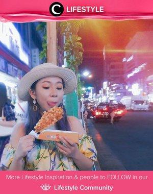 Ingin jajan streetfood Korea di Tokyo? Ke Korea Town/Shin Okubo saja. Simak Lifestyle Updates ala clozetters lainnya hari ini di Lifestyle Community. Image shared by Star Clozetter @radenayu. Yuk, share juga momen favoritmu.