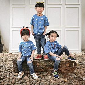 Lengkapi Tampilan Si Kecil Dengan Wakai Kids X Sesame Street