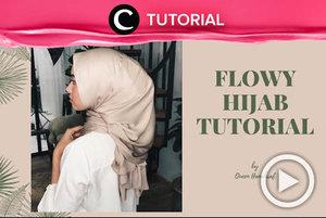 Flowy hijab tutorial you need to check: https://bit.ly/39liHIR. Video ini di-share kembali oleh Clozetter @saniaalatas. Lihat juga tutorial lainnya di Tutorial Section.