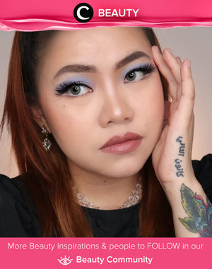 Gigi Hadid inspired makeup by Clozetter @flovivi. So lovely! Simak Beauty Update ala clozetters lainnya hari ini di Beauty Community. Yuk, share produk favorit dan makeup look kamu bersama Clozette.