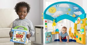 From Pronunciation to Conversational Skills, These Chatty Toys Can Help Kids Develop Language