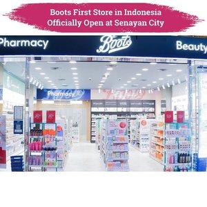 Calling all beauty enthusiast! Health & beauty retailer yang terkemuka di Inggris, kini membuka store pertamanya di Indonesia, yaitu di Senayan City. Yuk, warga Jakarta merapat! Pastinya banyak promo, nih Clozetters! Siapa yang mau stock skincare? Jangan lupa protokol kesehatan kalau mau mampir, ya✨📷 @senayancity#ClozetteID