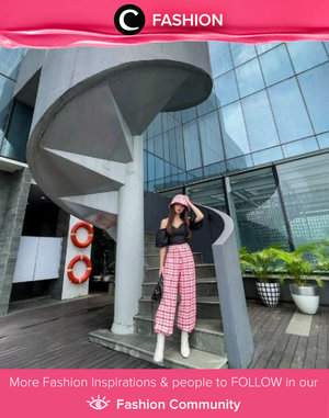 Black-pink in your area~ Image shared by Clozette Ambassador @silviamuryadi. Simak Fashion Update ala clozetters lainnya hari ini di Fashion Community. Yuk, share outfit favorit kamu bersama Clozette.