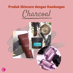 "Kandungan charcoal pada skincare tentu bukanlah hal yang asing, terutama bagi pemilik wajah berminyak dan berjerawat. Charcoal memiliki banyak manfaat untuk kesehatan wajah, lho, diantaranya adalah untuk mengontrol minyak berlebih, membersihkan pori-pori, dan menyerap racun serta bakteri pada kulit atau yang lebih dikenal dengan istilah detoksifikasi kulit..Charcoal yang digunakan pada skincare umumnya merupakan activated charcoal yang sudah melalui proses ""pengaktifan"" dengan ditambahkan oksigen atau zat-zat baik lainnya sehingga mempunyai daya kerja yang lebih baik sekaligus aman..Untuk kamu yang sedang mencari produk skincare dengan kandungan charcoal, nih, Clozette telah merangkumnya untuk kamu. Tertarik mencoba, Clozetters? Atau bahkan sudah mencobanya? Yuk, tulis pendapatmu pada kolom komentar✨.📷 @thebodyshopindo @sustainablebeautyid @luxcrime_id @shuuemura @lacoco.id #ClozetteID #ClozetteIDVideo #ClozetteIDCoolJapan #ClozetteXCoolJapan"