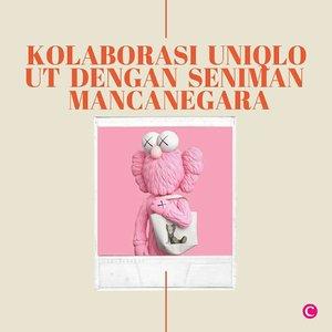 Uniqlo Graphic T-Shirt atau yang lebih dikenal dengan Uniqlo UT berkolaborasi dan menghasilkan berbagai macam design tiap tahunnya. Uniqlo UT juga kerap berkolaborasi dengan seniman ternama mancanegara, siapa saja mereka dan bagaimana hasil kolaborasinya? Swipe left untuk cari tahu! . 📷@uniqloindonesia #ClozetteID #ClozetteIDCoolJapan #ClozetteXCoolJapan #uniqlo #uniqlout