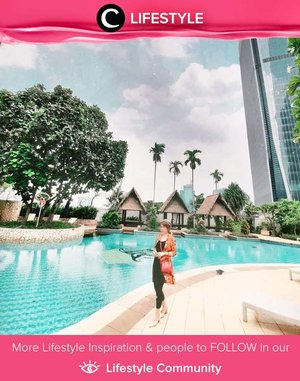 Weekend is here! In the mood for a short escape right now. Image shared by Clozetter @glowlicious. Simak Lifestyle Update ala clozetters lainnya hari ini di Lifestyle Community. Yuk, share momen favoritmu bersama Clozette.