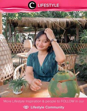 Clozette Ambassador @sucifitriaapriani said hello from Nook, Bali! Simak Lifestyle Update ala clozetters lainnya hari ini di Lifestyle Community. Yuk, share momen favoritmu bersama Clozette.