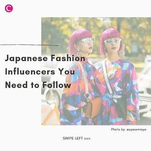 Fashion di Jepang tidak ada matinya, mulai dari harajuku, kireime, sampai cosplay selalu berkembang di Negara Sakura tersebut. Seiring dengan berkembangnya fashion di Jepang, fashion influencer pun semakin bermunculan dan turut berperan dalam berkembangan mode busana di sana. Siapa saja fashion influencer asal Jepang? Clozette rangkum empat di antaranya. Yuk, swipe left! #ClozetteID #ClozetteIDCoolJapan #ClozetteXCoolJapan . 📷@lalatakahashi226 @ayastella_ @emisuzuki_official @ayaxxamiaya