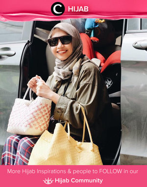 In the mood for picnic and fun. Image shared by Clozetter @andinara. Simak inspirasi gaya Hijab dari para Clozetters hari ini di Hijab Community. Yuk, share juga gaya hijab andalan kamu.