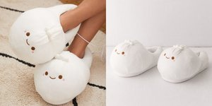 I Only Want To Wear These Heated Dumpling Slippers From Now On