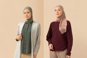 10 Inspirasi Padu Padan Busana Hijab Untuk Gaya Simpel dan Minimalis