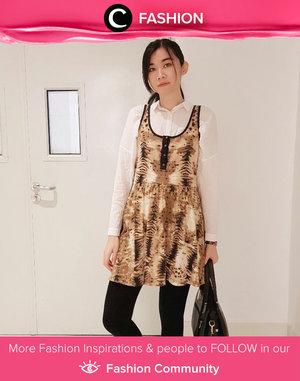Sunday in preppy - bold mix and match by Clozetter @stephaniesyan. Simak Fashion Update ala clozetters lainnya hari ini di Fashion Community. Yuk, share outfit favorit kamu bersama Clozette.