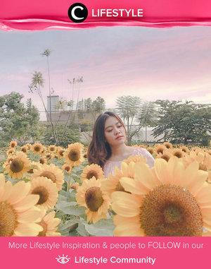 Have a flowery Sunday, Clozetters! Image shared by Clozetter @abigailfrida.  Simak Lifestyle Updates ala clozetters lainnya hari ini di Lifestyle Community. Yuk, share juga momen favoritmu.
