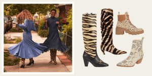 Animal Print Boots and the Other Shoe Trends That Dominated 2019