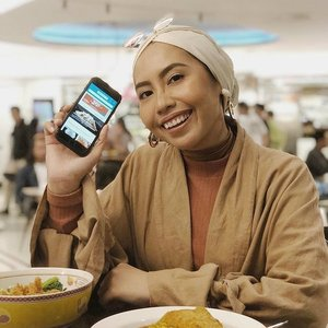 Traveloka kini tak hanya menawarkan kemudahan membeli tiket transportasi dan akomodasi saja, tetapi juga memiliki penawaran menarik dari restoran-restoran favoritmu di Traveloka Eats. Clozette Crew sudah membuktikan kemudahannya juga, lho. Penasaran bagaimana caranya?Baca review selengkapnya di http://bit.ly/clozette-travelokaeats (LINK ON BIO)Image by CLozette Ambassador @theladyuliaDownload Clozette Indonesia App di Google Play dan dapatkan daily updates of Fashion, Beauty, Hijab, and Lifestyle. #ClozetteID