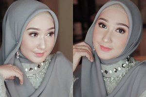 Inspirasi Kebaya bridesmaid Hijab ala Dian Pelangi, Simpel Tapi Anggun! - Stylo.ID