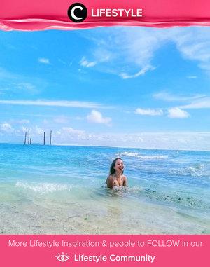 A postcard from Clozette Ambassador @radenayu in Pantai Melasti, Bali. Simak Lifestyle Update ala clozetters lainnya hari ini di Lifestyle Community. Yuk, share momen favoritmu bersama Clozette.