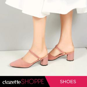 Block Heel Mule yaitu sepatu high heels dengan desain yang sangat menarik dengan bagian depan tertutup dan pada bagian belakang sepatu memperlihatkan lekukan tumit pemakai. Cocok digunakan saat acara formal & non formal. Di #ClozetteShoppe tersedia beragam model dan warna Block Heel Mule yang bisa menjadi referensi kamu. Ayo beli sekarang juga! http://bit.ly/36k3Z0M