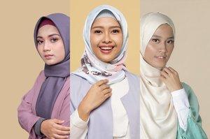 20 Trend Model Hijab Paling Stylish dan Terpopuler, Coba Yuk!
