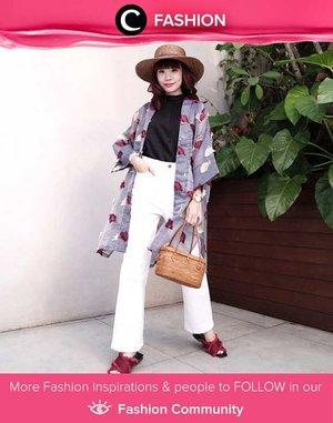 Clozette Ambassador @steviiewong in Berrybenka from head to toe. Simak Fashion Update ala clozetters lainnya hari ini di Fashion Community. Yuk, share outfit favorit kamu bersama Clozette.