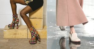 These Are the Shoe Trends to Get Excited About This Fall
