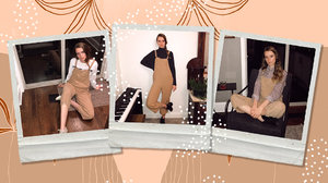 I'm Infinitely Obsessed With These Scandi-Style Overalls That Go With Everything