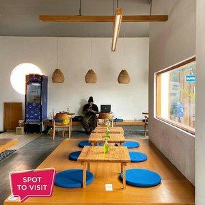 #SpotToVisitKonogawa Coffee & Culture @konogawa.coffee, Jl. Jati Mataram No.277, Sleman, Yogyakarta.Yuk tag teman yang mau kamu ajak ke sini..📷 @helminerina#ClozetteID #kafejogja #cafeyogya