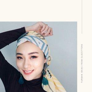 Bosan dengan gaya yang biasa-biasa saja? Yuk intip inspirasi turban dari Clozette melalui video berikut, siapa tahu bisa jadi inspirasimu untuk acara buka bersama nanti!✨ #ClozetteID #ClozetteIDVideo