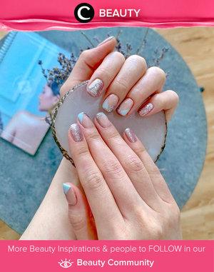 Say hi to Clozetter @chelsheaflo's spring nails! Simak Beauty Update ala clozetters lainnya hari ini di Beauty Community. Yuk, share produk favorit dan makeup look kamu bersama Clozette.