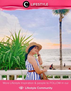 Clozetter @budiartiannisa shared a little throwback to her summer holiday in Tropicola, Bali. Simak Lifestyle Update ala clozetters lainnya hari ini di Lifestyle Community. Yuk, share momen favoritmu bersama Clozette.