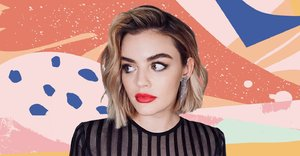 The asymmetrical bob is the low-key, high fashion look everyone's rocking on Instagram