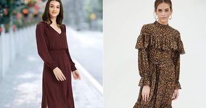 These 14 Versatile Midi Dresses From Amazon Will Be Your Go-Tos All Fall Long